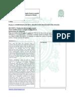 Examen Traductor Oficial Colombia Modelo2 Ingles Escrito