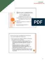 ESTANCAMIENTO O PARIDAD 2015 - CLYDE SOTO - CDE - PORTALGUARANI