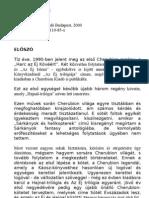 NNCL1425-50Ev1.1 Cherubion Legendái Cherubion Könyvkiadó Budapest, 2000