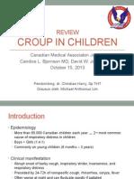 Croup Journal Presentasi