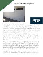 Garage Doors Maintenance & Mend Security Issues