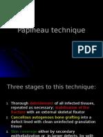 Papineau technique.ppt