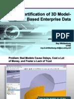 3DCertification MEP Huntsville