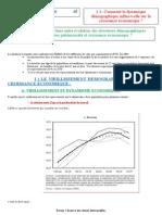 Fiche 114 – Quels Liens Entre Évolution Des Structures Démographiques Accumulation Patrimoniale Et Croissance Économique