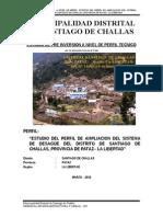 Pip Sap y Letrinas Santiago de Challas