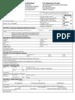 MSDS Lubricant FastTorq70 10013669