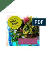Guia de Algas the Food Therapy