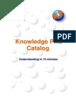 Knowledge Pills Catalog