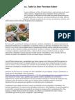 Dieta Macrobiótica, Todo Lo Que Precisas Saber