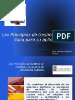 Presentación 4 - Principios de Gestion de Calidad y Guia