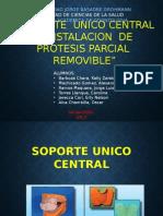 Soporte Unico Central e Instalacion de Ppr