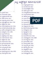 Subrahmanyam-Ashtotram