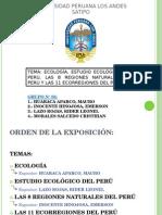 Exposición Grupal de Ecología - 03.10.2015
