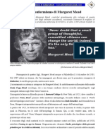 L'Anticonformismo Di Margaret Mead