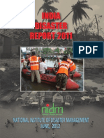 India Disaster Report 2011