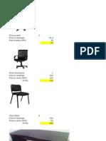 Muebles Para Vender a MMG