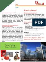 Dry _ Wet Riser System