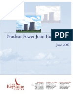 Final Report Nuclear Fact Finding 6 2007