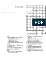 Y7 Crosswords (1)