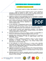 Rezumat Modificari Noul Cod Fiscal Si Noul Cod de Procedura 2016_1441584591