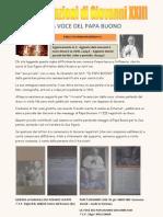 Registrazioni Di Giovanni XXIII Aggiornamento 1