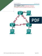 7.2.2.5 Lab - Configuring Basic EIGRP for IPv4 - ILM.pdf