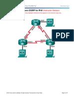 7.4.3.5 Lab - Configuring Basic EIGRP for IPv6 - ILM.pdf