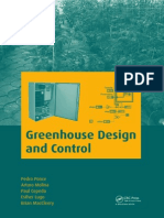 Greenhouse Design and Control by Pedro Ponce