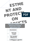 Investment & Protection Products (1)