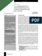 Diseño y Contruccion de Un Sitema Automatizado de Presión, Caudal, y Temperatura