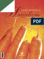 Anuário Brasileiro de Hortaliças 2013