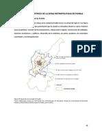 Expansión de La Ciudad de Puebla