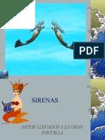 sirenas mitologia