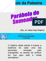 Parabola Do Semeador