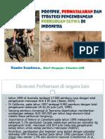 Yanto Santosa Ipb (Prospek, Permasalahan Dan Strategi Pengembangan)