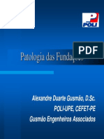 Patologia Das Fundações - 30-10-2006