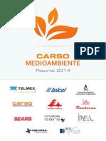 CARSO Medioambiente 2014