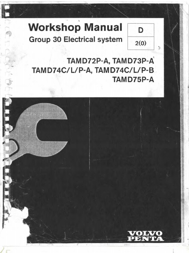 Workshop Manual Electrical System Group 30 | Electrical Engineering