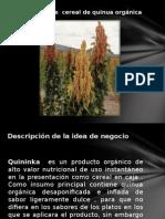 Exportación de Cereal de Quinua Orgánica Diapos (1)