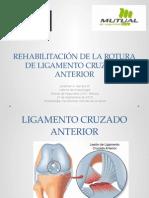 Protocolo de Rehabilitacion LCA