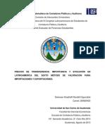 1. Ponencia III CLECPA IGCPA - Delorean K. Randich E. - Precios de Transferencia