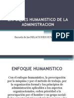 Enfoque Humanistico de La Administracion.pptx