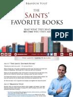 TheSaintsFavoriteBooks PDF