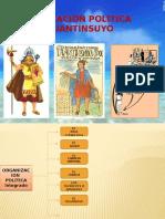 Organizacion Politica Del Tahuantinsuyo 2015