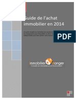 Guide Achat Immobilier 2014