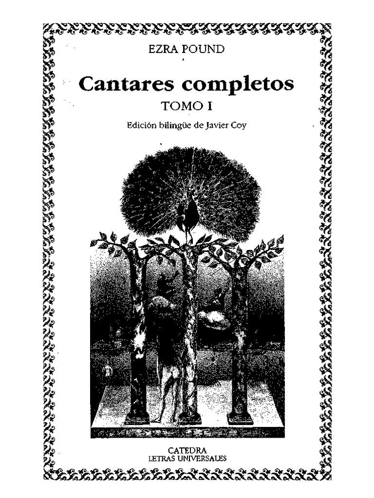E. Pound - Cantares completos 1bc0dd7d5e3