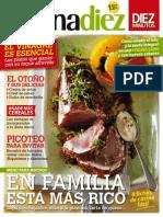 Cocina Diez - Octubre 2015