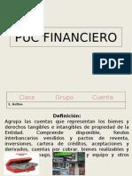 Puc Financiero