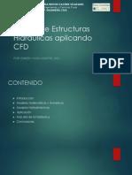 Diseño de Estructuras Hidráulicas Utilizando CFD
