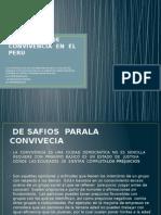 PROBLEMAS  DE  CONVIVENCIA  EN  EL PERU.pptx